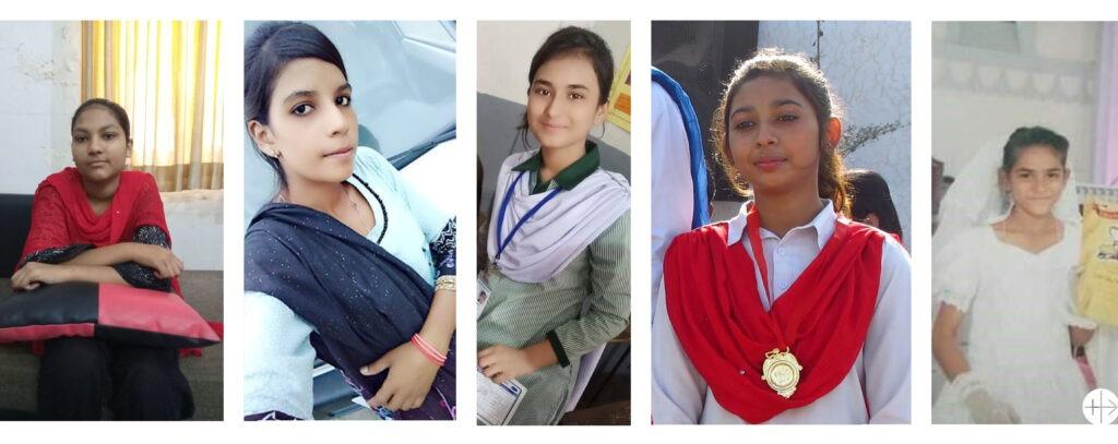 jeunes filles pakistanaises