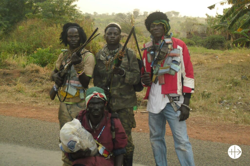 Centrafrique - Combattants des milices Anti-Balaka
