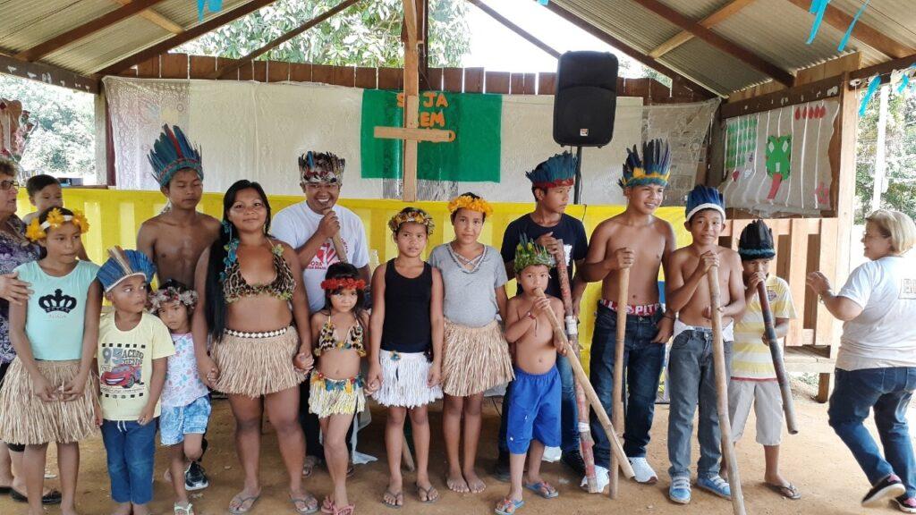 Brésil diocèse d'humaita